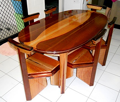 Artisan Cedar Red Cedar Furniture Townsville